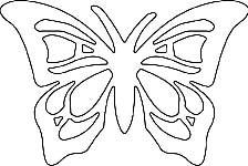 Butterfly Die (10013)