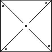 Pinwheel Die (10021)
