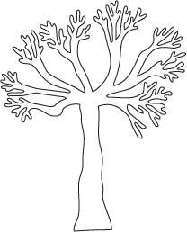 Savvy Scary Tree Die (10026)