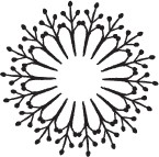 Flower Snowflake (1238f)