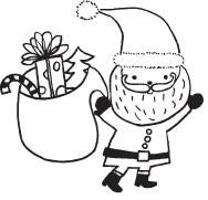 Jolly Santa (1326h)