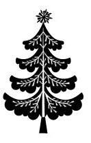5407D - folky tree