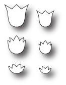 Paper Cut Tulips (98827)