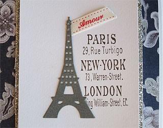 Eiffel Tower Die