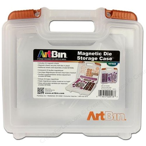 ArtBin Magnetic Die Storage