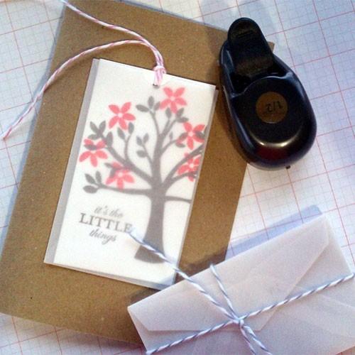 Notched Envelope