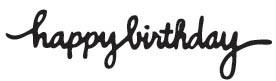 Happy Birthday Die (10221)