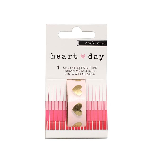 Heart Day Washi Tape