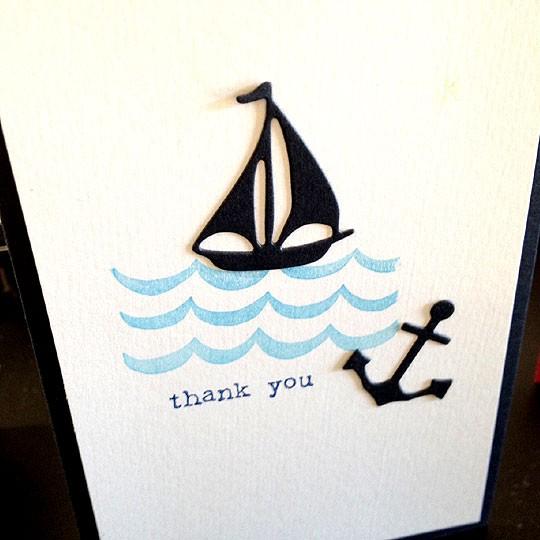 Nautical Thanks