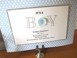 BOY spells boy!