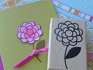 Copic Flower