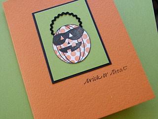 A Masked Pumpkin