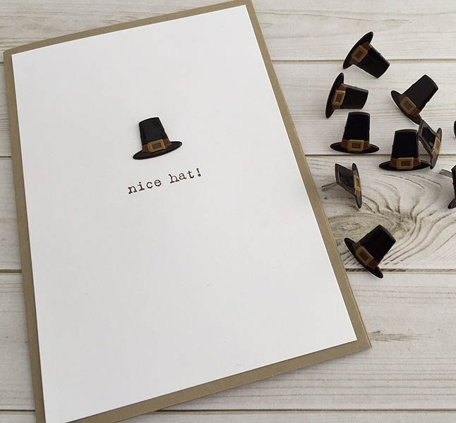 Pilgrim Hat Brads