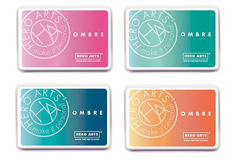 Hero Arts Ombre Ink Pads