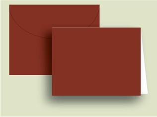 Vanilla Bean Notecards