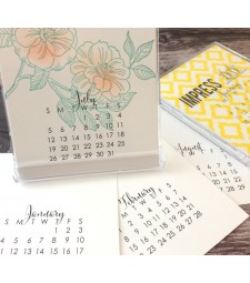 2015 Small Calendar Refill