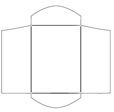 Rectangle Envelope Die (10131)