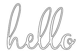 Hello Die (10163)