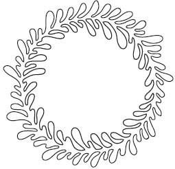 Wreath Die (10175)