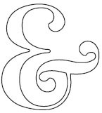 Ampersand Die (10183)