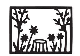 Savvy Woodland Scene (10251)