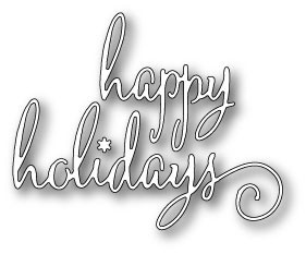 Fancy Happy Holidays (MB1120)