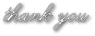 Decor Thank You (1314)
