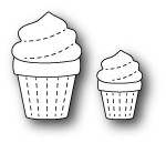 Stitched Cupcakes (1317)