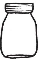 Large Jar (1333g)