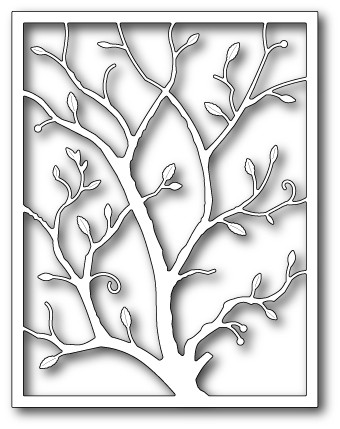 Exquisite Branch Frame (1341)
