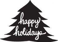 Holidays Tree (1341g)