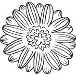 Med Flower Blossom (1371g)