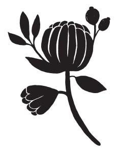 flower pod (1410g)