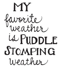 puddle stomping (1418g)