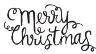 merry christmas curly (1446e)