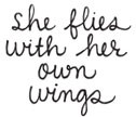 she flies (1482e)