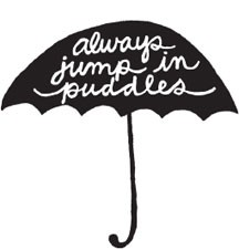 jump in puddles umbrella (1498h)