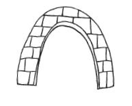 igloo rubber stamps (1560c)