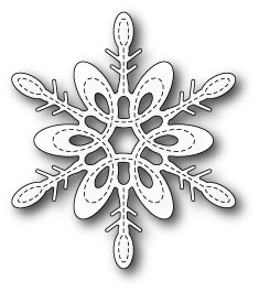 Marais Snowflake Die(1598)