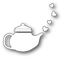 Lovely Teapot die 1980