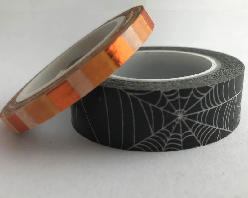 Halloween Washi Tape Set