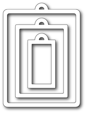 memory box Tag You're it Rectangles (30040)