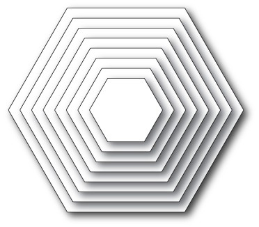 Studio Hexagon Layers (30073)