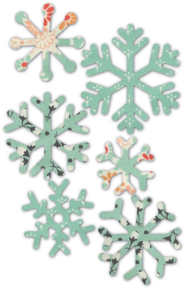 Memory Box Winter Snowflakes Deep Edge Dies 30096