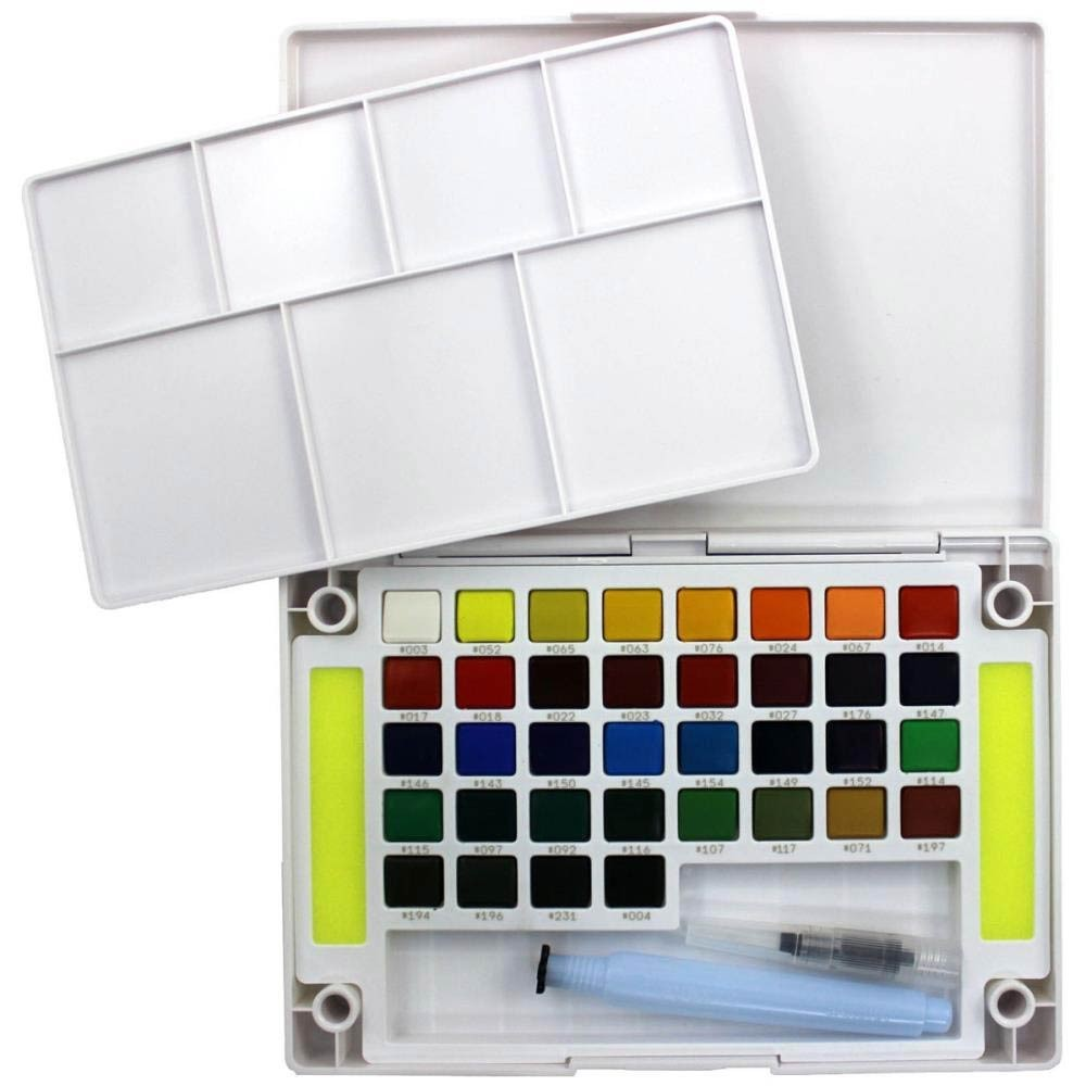 NEW  Koi Water Colors - 36 colors