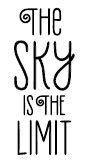 5474c - the sky  is the limit