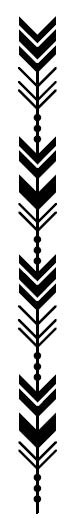 5548f - arrow chevron border