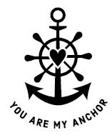 5558d - you are my anchor