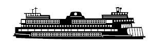 5570d - ferry stamp