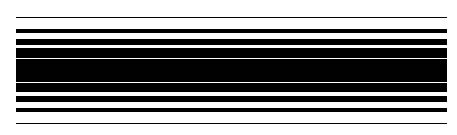 5643f - sunset stripe rubber stamp